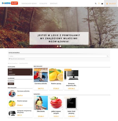 505916b99f http   www.demo.taniesklepyinternetowe.pl  Demonstracyjny sklep widok dla  klienta sklepu